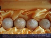 鸡蛋葫芦砑花《四季花卉》