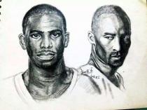 心中的两位王者