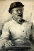 男子肖像2