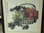 盛夏佳果 49x163厘米  980元  国画